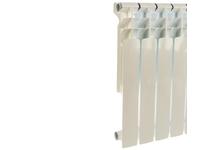Радиатор алюминиевый AQUAPROM 500/80, 4 секции