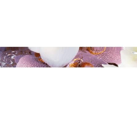 Бордюр Terracotta.Pro Alba Orchid 45х300 мм Фотография_0
