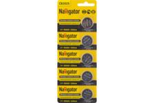 Элемент питания Navigator NBT-CR2025-BP5
