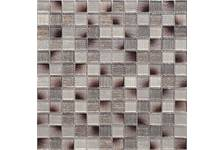 Мозаика Caramelle Mosaic Silk Way Copper Patchwork, 298х298х4 мм, чип 23х23 мм