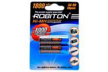 Аккумулятор R06 1800mah ROBITON (2шт /уп )