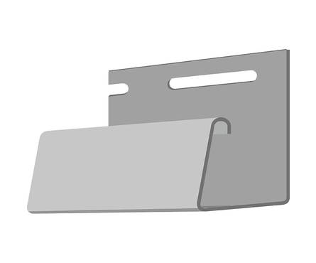 J-профиль ДЁКЕ (Агатовый) 3005 мм