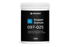 Средство PRO-BRITE Scupper Granule для устранения пробочных засоров в трубах, 250 г