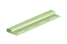 Планка финишная VOX S-114 светло-зеленая, 3.81 м