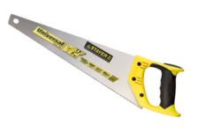Ножовка по дереву STAYER Univerlsal 500 мм, пластмассовая ручка
