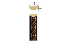 Багет Интерьерный 1М1-7 Vitart 2,4м