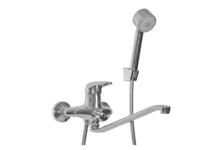 Смеситель MIХLINE ML08-02 для ванны и умывальника