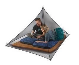 Сетка-шатер противомоскитная 220*170*150см в чехле BOYSCOUT/6 Фотография_0