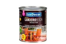 Лакоморилка для дерева акриловая LUXDECOR 0,2л (Орех)