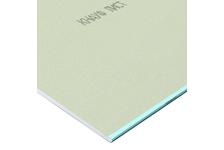 Гипсокартонный лист KNAUF ГСП-Н2 влагостойкий, 3х1.2 м, толщина 12.5 мм