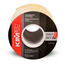 Уплотнитель KIM-TEC D-профиль черный 12*14 мм промышленный, двойной 40м Фотография_0