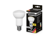 Лампа источник света LED01-R63-6.5W-4.5K-Е27 Hyundai