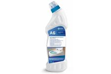 Средство GRASS А6 для глубокой чистки унитазов, ванных комнат, 750 мл