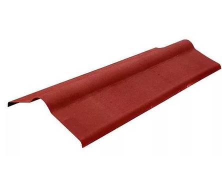 Конек Ондулин красный (1000 мм) Фотография_0