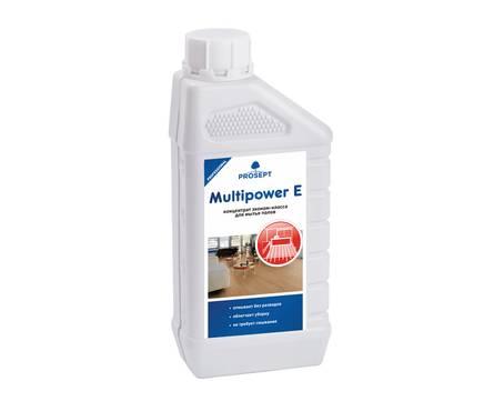 Средство эконом для мытья полов PROSEPT Multipower E концентрат 1л Фотография_0