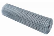 Сетка сварная оцинкованная, 25x50х1,6 мм (1х50 м), 50 м²/рулон
