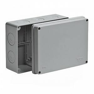 Коробка распределительная RUVINIL без гермовводов, 200 х 140 х 75 мм, IP55 Фотография_0