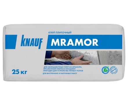 Клей для плитки KNAUF Мрамор белый, 25 кг Фотография_0
