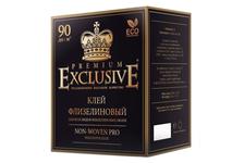 Клей для обоев EXCLUSIVE Pro флизелиновый, 0,5 кг