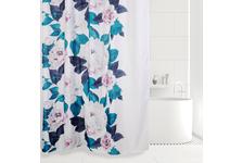 Штора для ванн Bath Plus RAGING FLORA (multi) ch-21269, 180х180 см