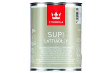 Масло Tikkurila Supi Lattiaöljy для деревянных полов сауны (0.9 л)