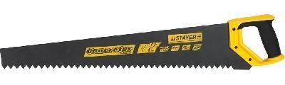 Ножовка по пенобетону STAYER BETON 700 мм, 1 TPI, закаленный износостойкий зуб