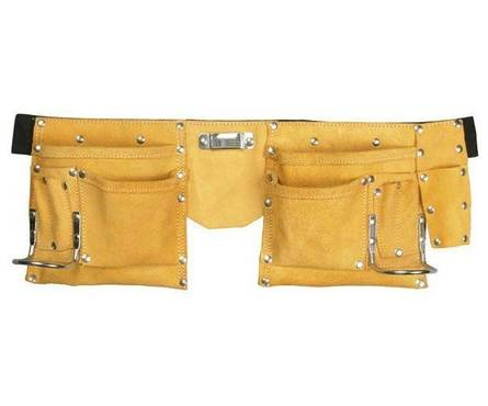 Пояс кожаный для инструм.5-78750 Фотография_0
