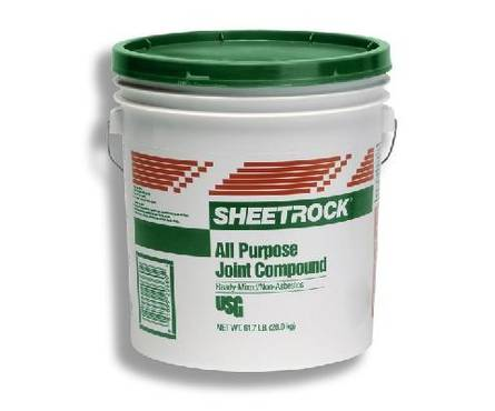 Шпаклевка SHEETROCK RMJC SuperFinish унив. готовая (3,5л/5,6кг) (120) Фотография_0
