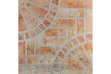Плитка Евро-Керамика Кастельон 330 х 330 мм, коричневый