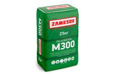 Смесь строительная ZAMESOV М-300 Пескобетон (25 кг)