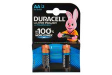 Батарейки DURACELL Ultra Power LR06 AA (уп /2 шт)