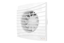 Вентилятор вытяжной Era SILEN 5C диаметр 125 мм, осевой с обратным клапаном