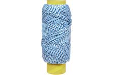 Шнур плетеный ПП с сердечником, 4  мм, высокопрочный, 300 м