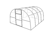 Каркас теплицы Славянка 4x3x2 м, труба 40х20 мм, шаг 67 см