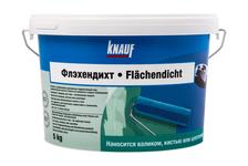 Гидроизоляция латексная KNAUF ФЛЭХЕНДИХТ, 5 кг