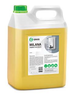 Жидкое крем-мыло Milana 5л (молоко и мед) GRASS