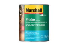 Лак яхтный Marshall Protex полу\матовый водостойкий 2,5 л