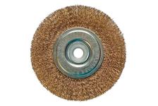 Щётка-крацовка дисковая БИБЕР 150 мм