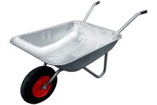 Тачка садовая Usp 70 кг/50 л, колесо 12х3,5