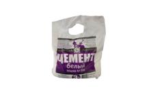 Цемент М500, белый 3 кг