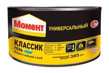 Клей Момент Классик Гель желтый, 385 мл