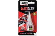 Секундный клей QUELYD Maxiglue LQ10G, 10 г