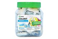 Таблетки для ПММ Colorit5 в 1 (16таб в банке)