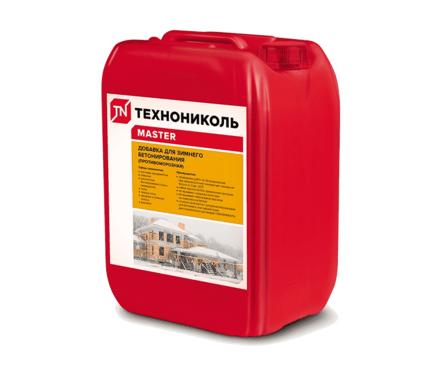 Противоморозная добавка Технониколь для зимнего бетонирования, 5 л Фотография_0