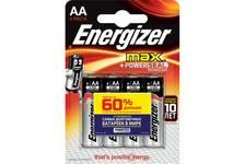 Элемент питания Energizer MAX LR06 AAA (4шт/упак)