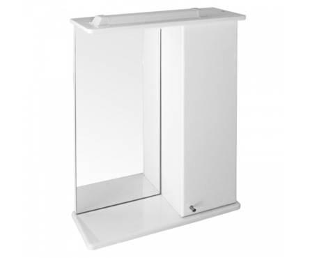 Шкаф навесной  Бриз - 50 бел правый (ПВХ) Фотография_0
