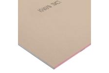 Гипсокартонный лист KNAUF ГСП-DF огнестойкий, 2.5х1.2 м, толщина 12.5 мм