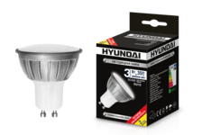 Лампа источник света LED01-JCDR-220V-3W-4.5K-GU10 Hyundai