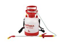 Опрыскиватель GRINDA переносной с широкой горловиной, устойчивое днище, 3 л