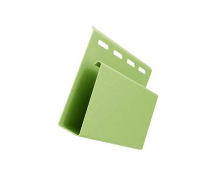 Планка J-TRIM VOX 3,05м Светло-зеленая (SV-15)